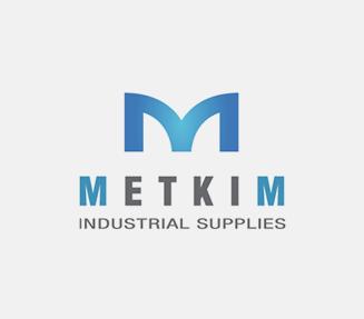Logo design of Metkim Industrial Supplies