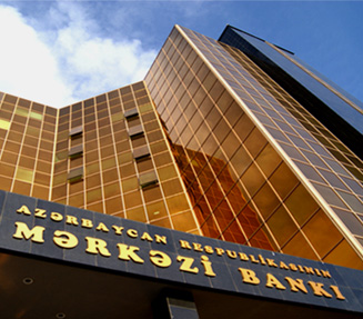 Web portal of the Central Bank of the Republic of Azerbaijan