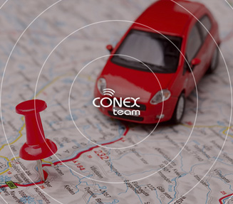 Branding, website and SMM for the Conex Team