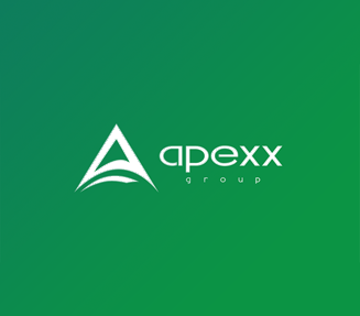 Logo & Web design for the Apexx Group