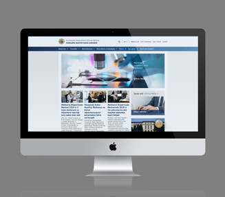 Website of the Forensic Examination Center of the Ministry of Justice of Azerbaijan Republic