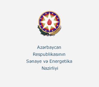 Azərbaycan Respublikası Sənaye və Energetika Nazirliyinin veb-saytı